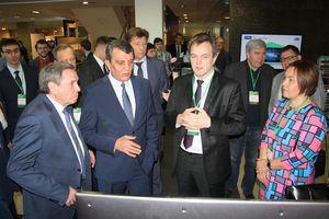 Первые лица округа и региона открыли форум СИИС